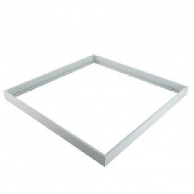 MIIDEX - Kit de pose en saillie pour dalle de plafond LED - 595 x 595 mm - Réf - 73981