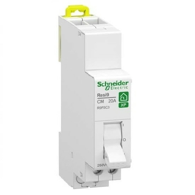 Schneider Electric - Resi9 XP - commutateur 3 positions - 1OF - 20A - 250VCA - ref - R9PSC3