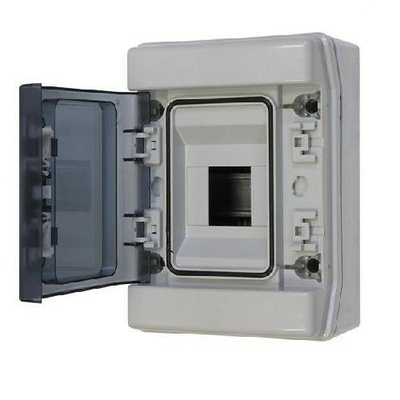 DIGITAL ELECTRIC - Coffret Etanche IP65 - 4 Modules - Réf - 07112
