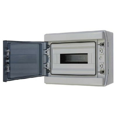 DIGITAL ELECTRIC - Coffret Etanche IP65 - 12 Modules - Réf - 07118