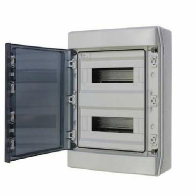 DIGITAL ELECTRIC - Coffret Etanche IP65 - 2x12 Modules - Réf - 07120