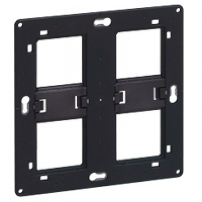 LEGRAND - Support grand format Batibox - 2x2 postes - 2x4/5 mod - REF 080264