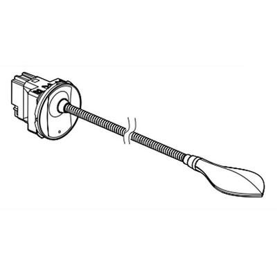 LEGRAND - Liseuse Céliane - livré avec enjo blanc -  REF 067656