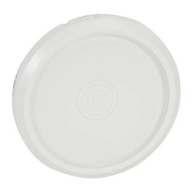 LEGRAND - Enjoliveur Céliane - commande tactile - Verre Kaolin/blanc - REF 068041