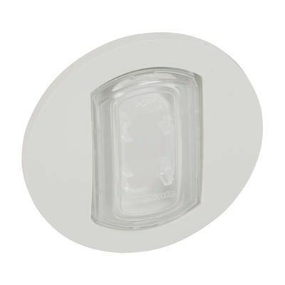 LEGRAND - Enjoliveur avec porte étiquette Céliane - IP 44 - pour réf. 0 670 01/31 - blanc - REF 067805