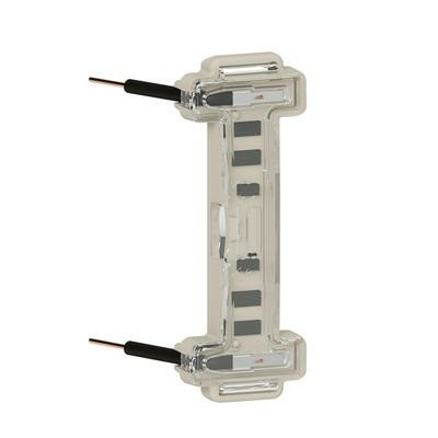 LEGRAND - Voyant LED lumineux 230V dooxie à raccordement par montage direct 2 fils - consommation 0,15mA - REF 600043