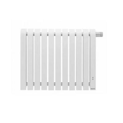 Radiateur Connecté Thermor Mythik Horizontal/Vertical Blanc Granit 1000W - Ref 460132