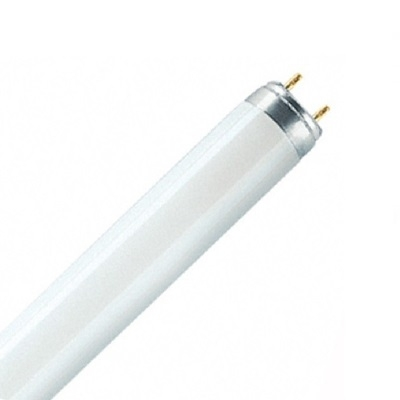Tube Fluorescent T8 18w 4000K Dia 26 Long 60mm Blanc Brillant - G13 - Elec1513