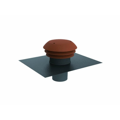 NATHER Chapeau de toiture Ø 125 - Ref 545538