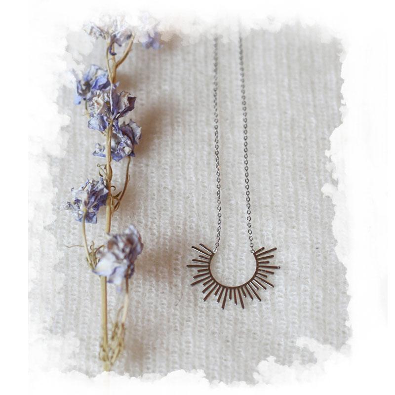Necklace Mila - Silver
