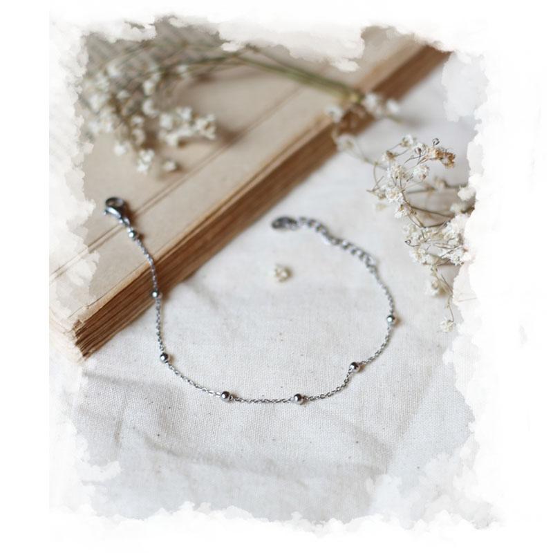Bracelet Jane - Silver