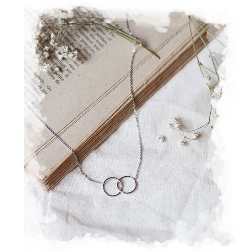 Necklace Diane - Silver