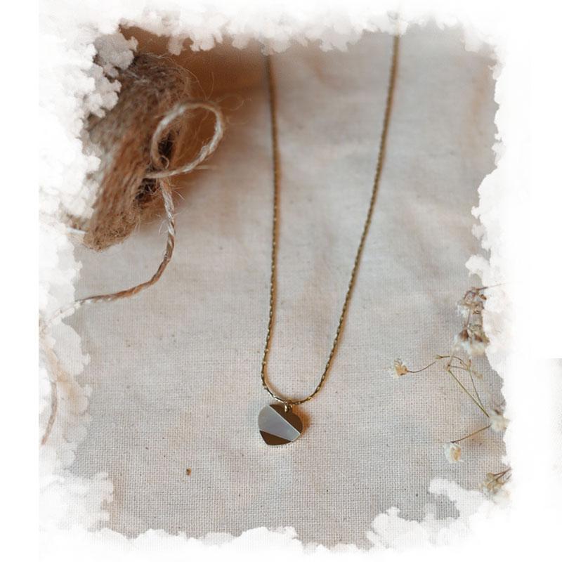 Necklace Vénus - Gold