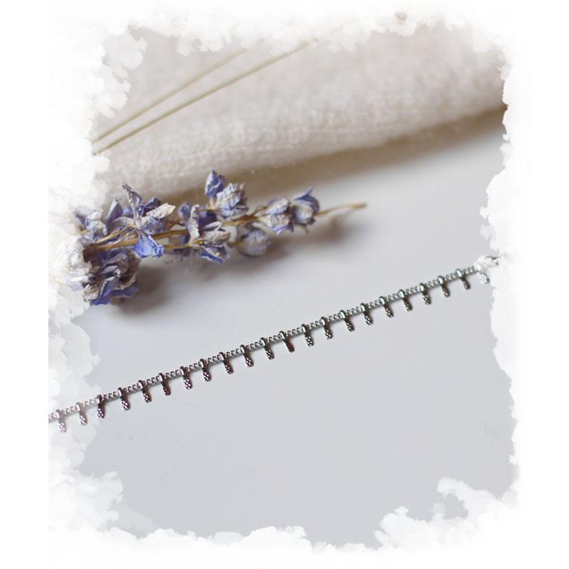 Bracelet Eulalie - Silver