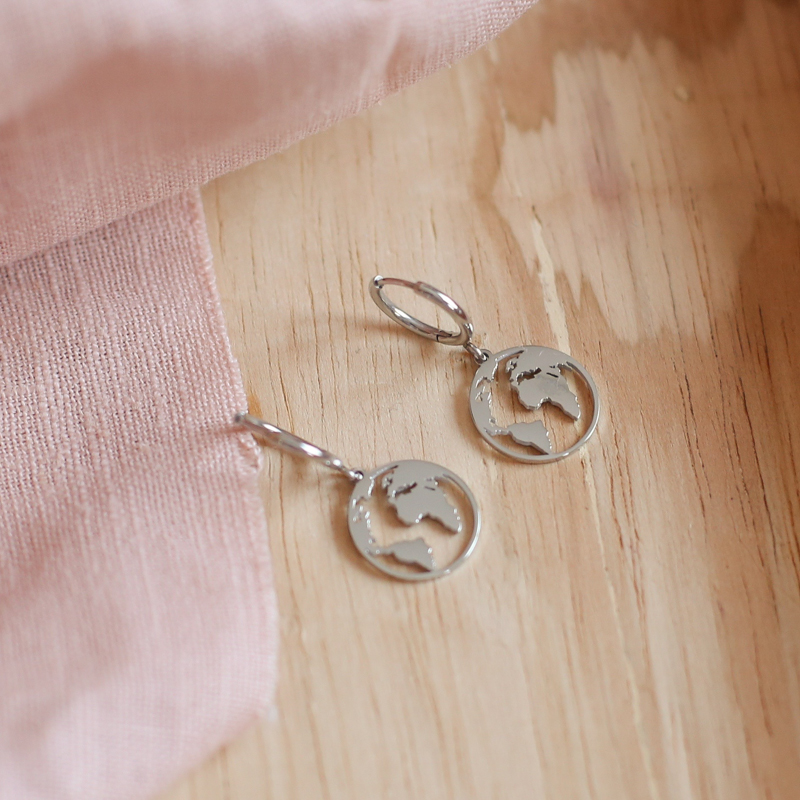 Earings Céleste - Silver