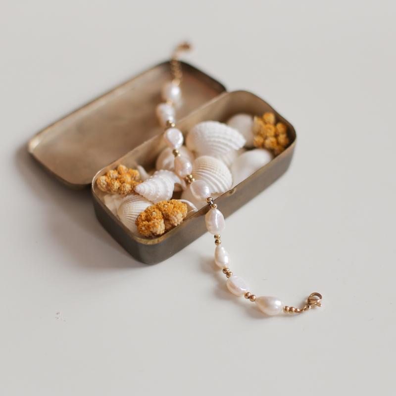 Bracelet Théana - Golden