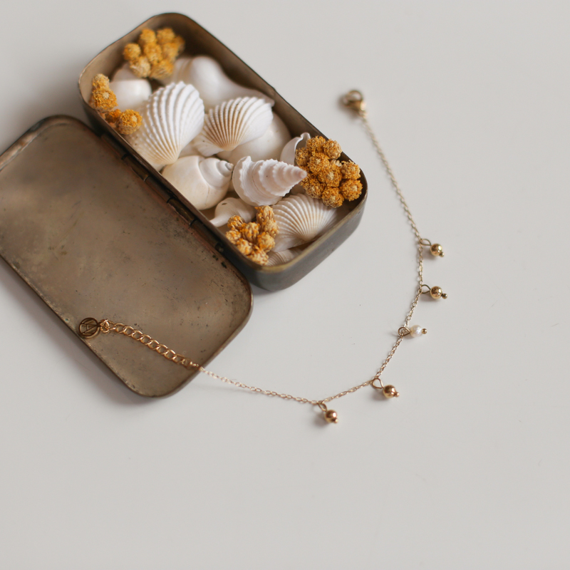 Bracelet Léonie - Golden