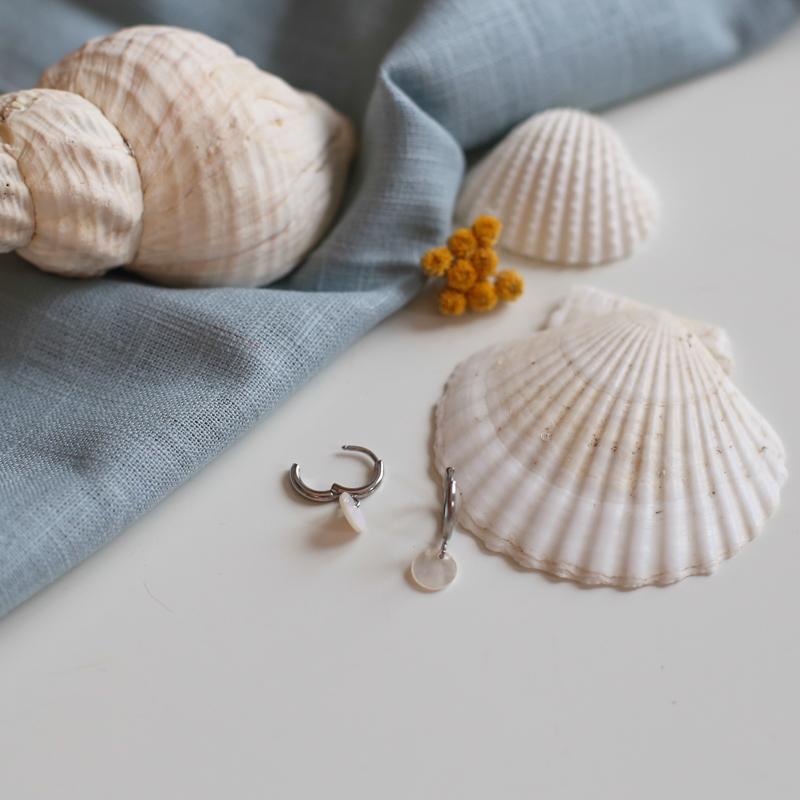 Earings Calypso - Silver