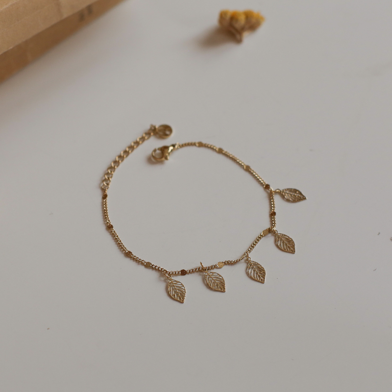 Bracelet Elvire - Golden