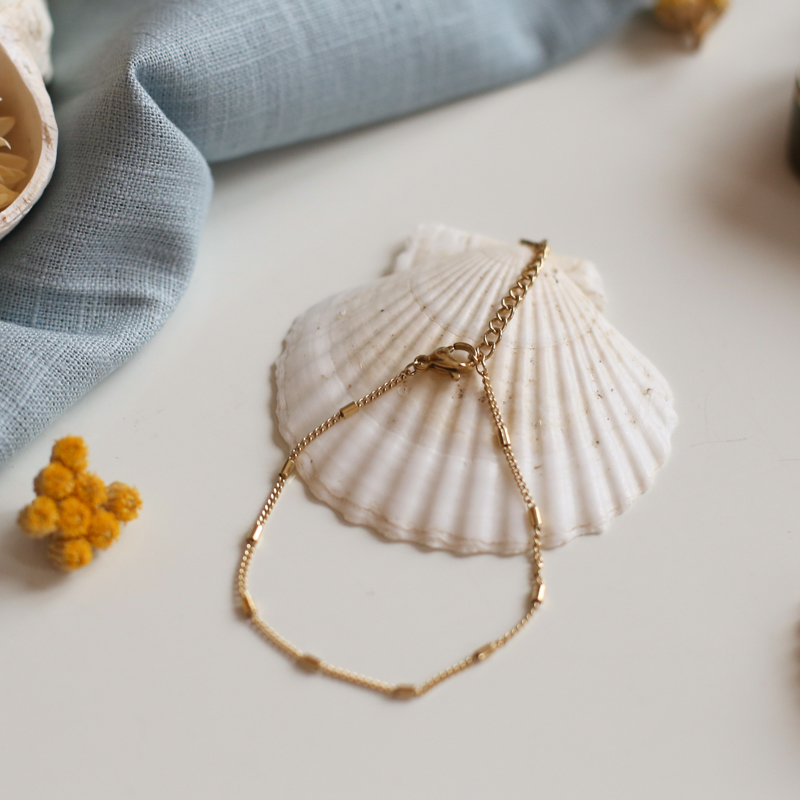 Bracelet Jeanne - Golden