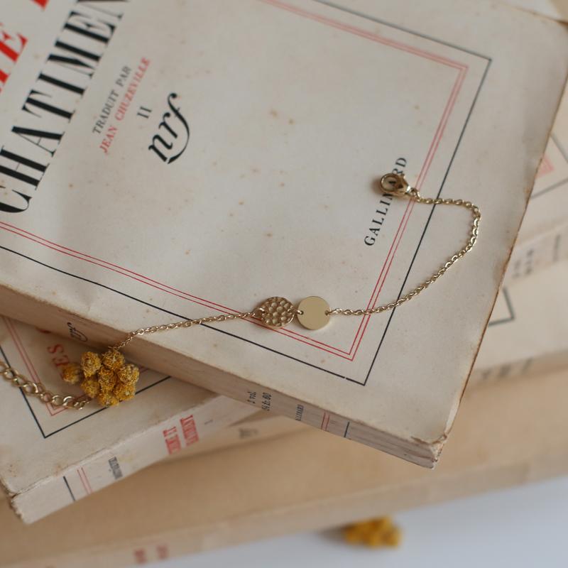 Bracelet Aline - Golden