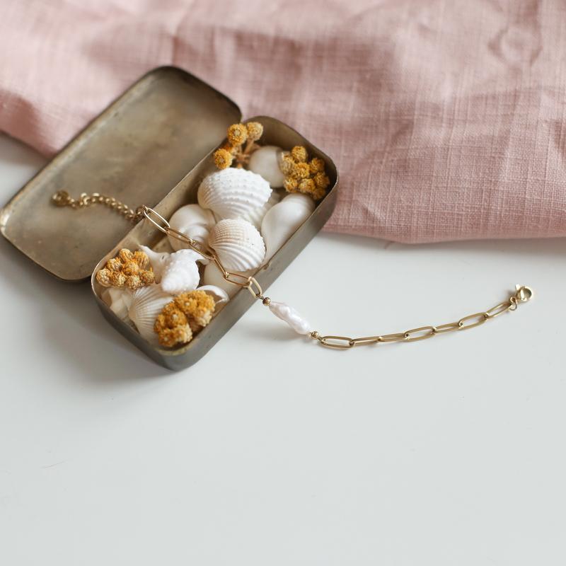 Bracelet Anaïs - Golden
