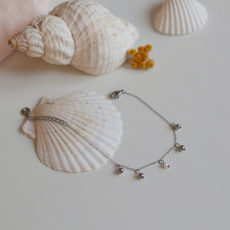 Bracelet Léonie - Silver