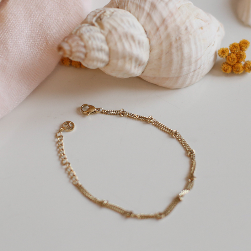 Bracelet Eugénie - Golden
