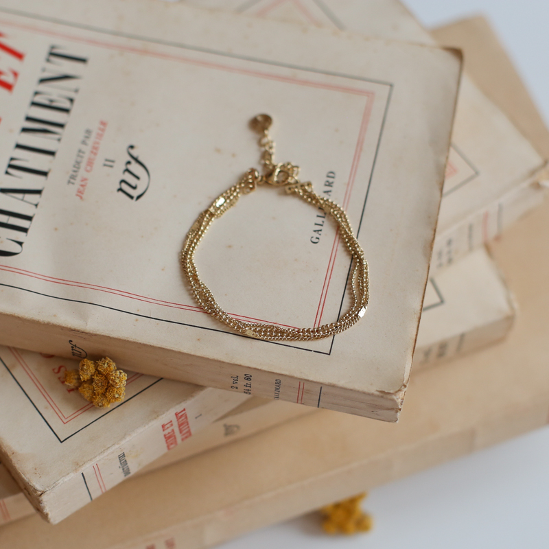 Bracelet Harmonie - Golden