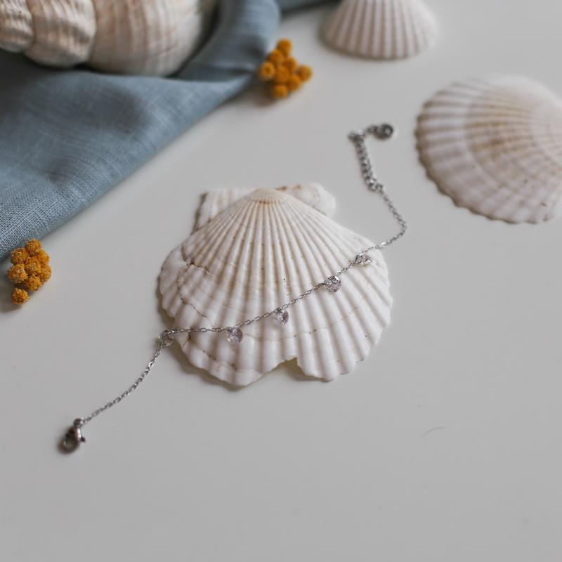 Bracelet Félicie - Silver