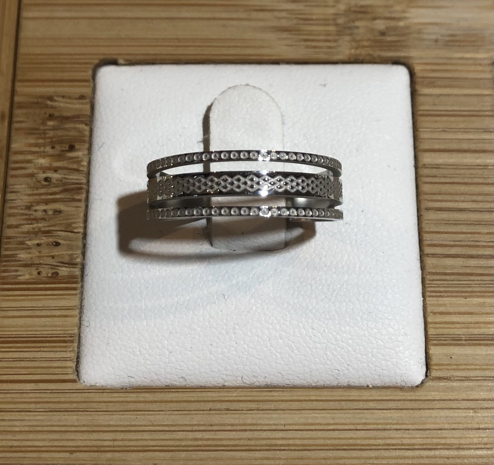 Ring Maxine - Silver