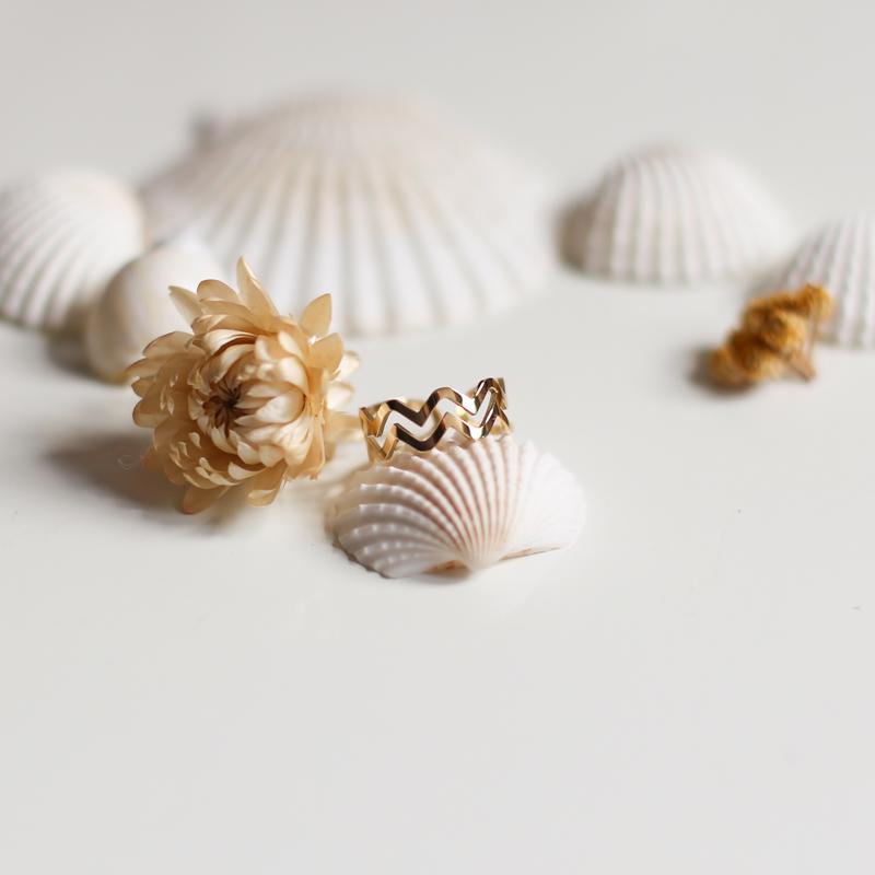 Ring Océane - Gold