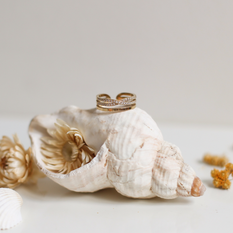 Ring Olympe - Gold