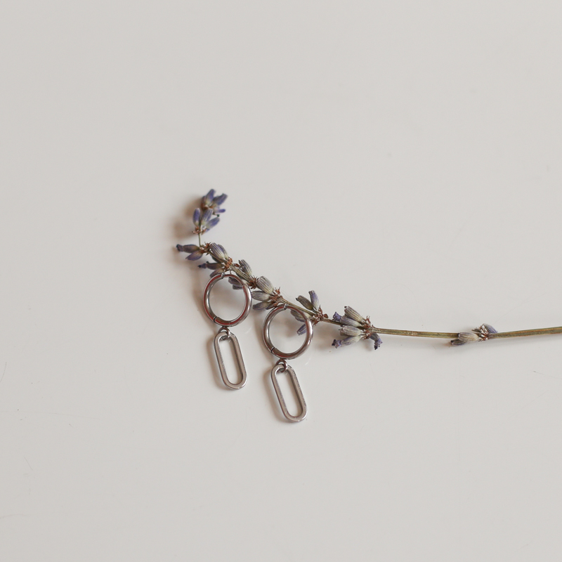 Earings Anna - Silver