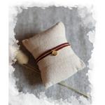 bracelet-valentine-or-bordeaux