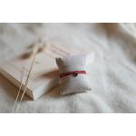 bracelet-argent-valentine-rouge