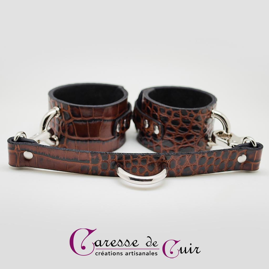 S-Bracelets-croco-marron-1