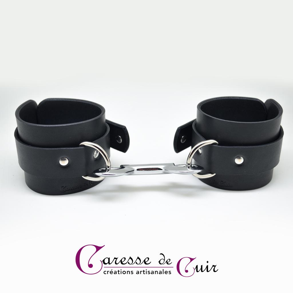Paire de bracelets de séance