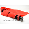 caressedecuir - martinet - bdsm - cuir - latex - noir - rouge - 2