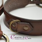 Collier-SM-cuir-marron-anneau-couleur-bronze-1