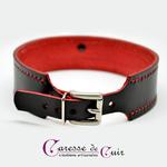 collier-cuir-sm-noir-couture-sellier-anneau-3