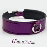 collier-cuir-sm-violet-couture-sellier-anneau-2