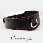 Collier-sm-cuir-noir-couture-sellier-rouge-2
