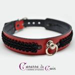 collier-sm-anneau-gallon-noir-cuir-rouge-6