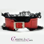 collier-tour-de-cou-SM-cuir-rouge-dentelle-noire-4