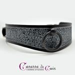 collier-sm-noir-cuir-martelage-anneau-2