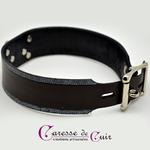 collier-cuir-noir-sm-martelage-argent-4