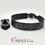 Collier-cuir-noir-SM-pointe-amovible-argent-3