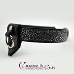 Collier-cuir-noir-SM-pointe-amovible-argent-1