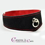 ensemble-collier-sm-cuir-laisse-noir-rouge-caressedecuir-4